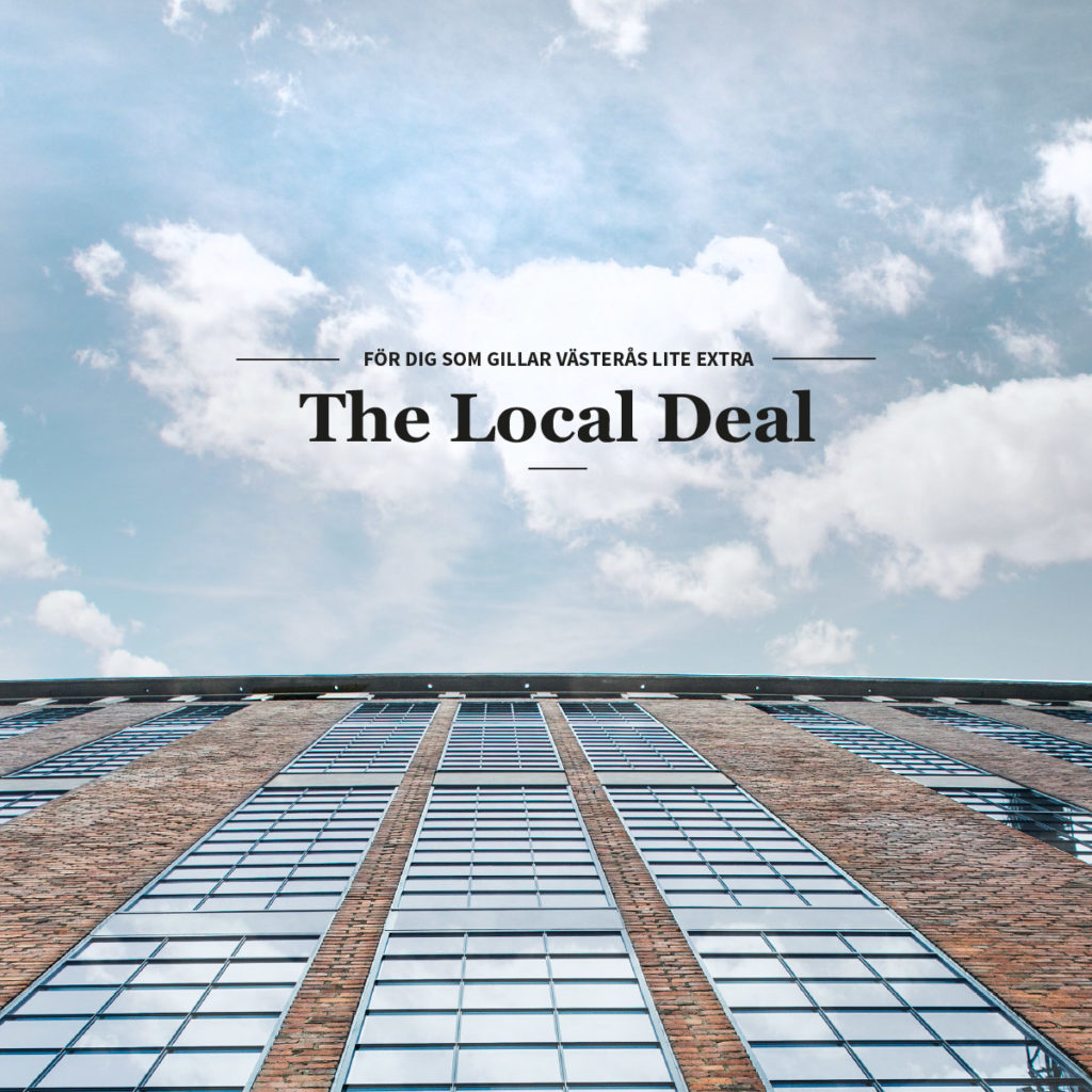 the local deal - steamhotel.se