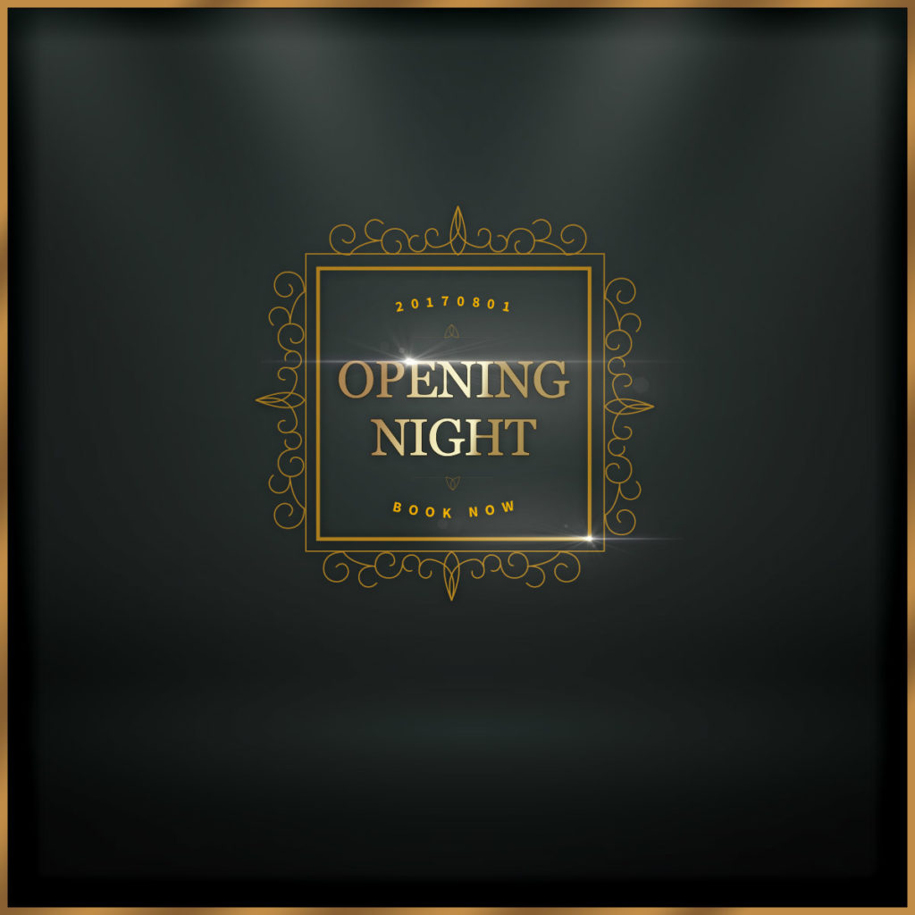 opening night - steamhotel.se